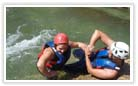 rafting las hoces